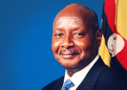 HE Yoweri Kaguta Museveni